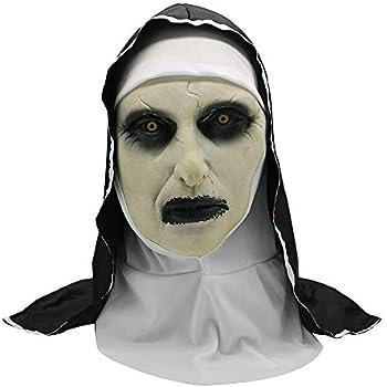 Amazon.com: CosHobby The Nun Mask Valak Mask Halloween