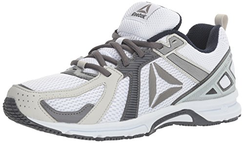 Reebok Runner MT (White/Skull Grey/Shark/Navy/Pewter) - 1