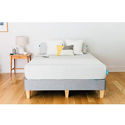 "Leesa Universal Adaptive Feel Memory Foam Cooling 10"" Mattress, Full"