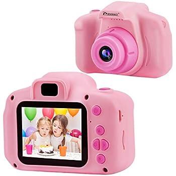 Amazon.com: Prograce - Cámara digital para niños para niñas ...
