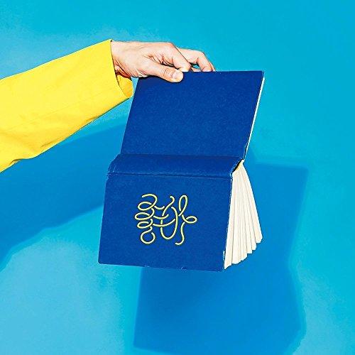 JONGHYUN SHINee - SHE IS [First Album] CD with Photo Booklet + SoltreeBundle Oil Blotting Paper (Oil Album)