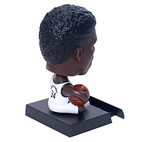 Shuihua 4.7 Bambola Decorazione dellautomobile Qposket Stella di Pallacanestro Figura Statua del Modello Color : Christopher Emmanuel Paul