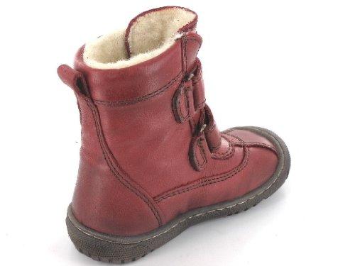 Bisgaard Stiefel mit TEX 61016213 Unisex-Kinder Stiefel Rubino