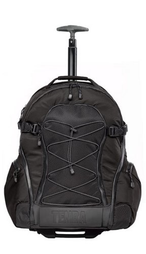 Tenba Shootout Large Backpack with Wheels