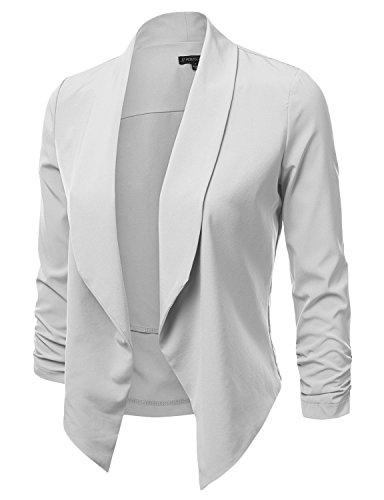 Womens grey blazer small