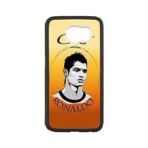 SamSung Galaxy S6 Cristiano Ronaldo pattern design Phone Case HCR1178949