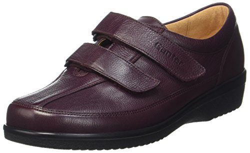 Ganter Women's Sensitiv Inge-i Loafers Red (Vino 42000) HPDHJo