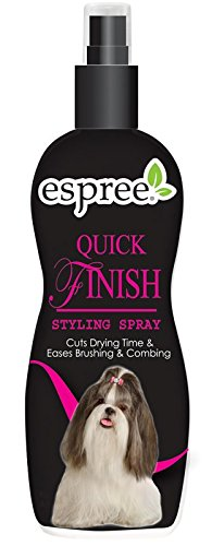 Espree Quick Finish! Styling Spray, 12 oz