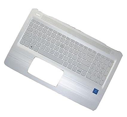 HP 856044-031 Carcasa inferior con teclado refacción para ...
