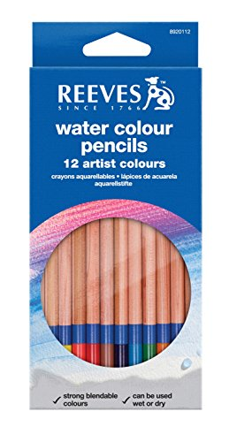 Reeves Non Toxic Pre Sharpened Watercolor Assorted product image