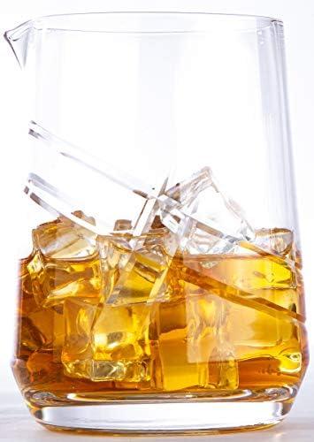 The Elan Collective Cocktail Set für gerührte Drinks (Hammond Pond Glas)