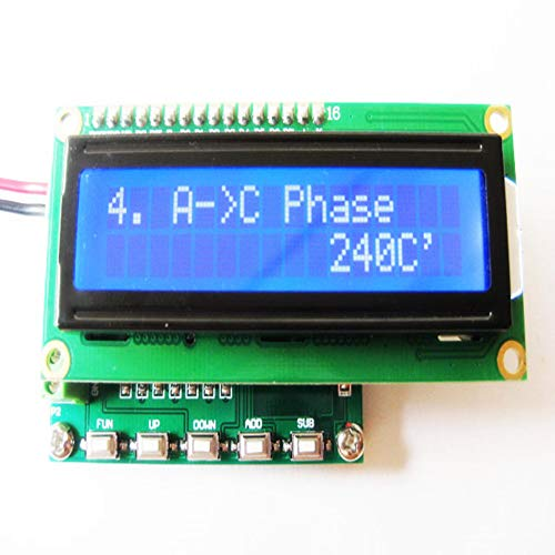 Taidacent 1pcs Radio Frequency Generator Real time Analyzer sine Wave oscillator Circuit Phase Adjustable 360C 0.1 to 2000 Hz