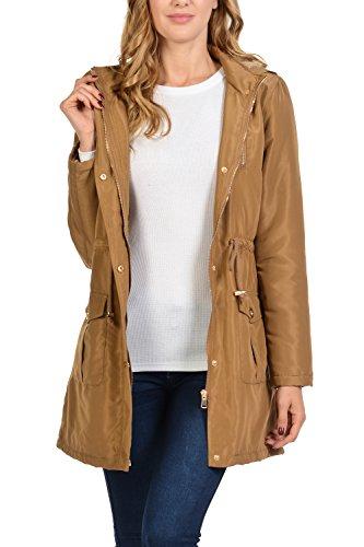 Leather Anorak Jacket - 7