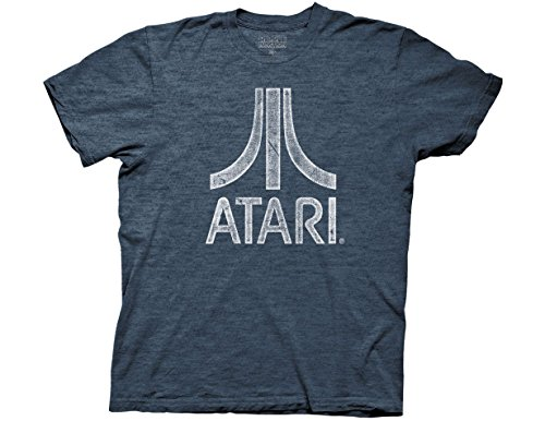 Ripple Junction Atari Distressed Logo