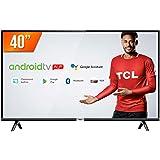 Smart TV LED, TCL 40S6500, Preto