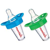 Munchkin The Medicator, 2 Pack - Blue/Green [Baby Product]