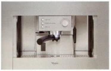 Whirlpool ACE010IX, Acero inoxidable, 1100 W, 220 - Máquina de café: Amazon.es: Hogar