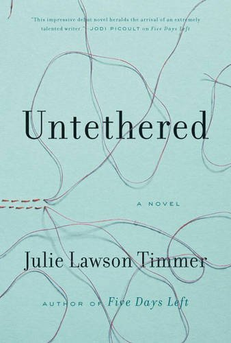 Untethered by Julie Lawson Timmer | featured book