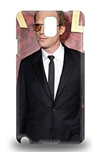 Durable Protector 3D PC Case Cover With Paul Bettany The United Kingdom Male Master And Commander The Far Side Of The World Hot Design For Galaxy Note 3 ( Custom Picture iPhone 6, iPhone 6 PLUS, iPhone 5, iPhone 5S, iPhone 5C, iPhone 4, iPhone 4S,Galaxy S6,Galaxy S5,Galaxy S4,Galaxy S3,Note 3,iPad Mini-Mini 2,iPad Air )