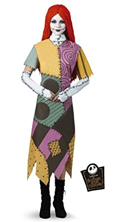 Amazon.com: Sally Costume - Nightmare Before Christmas - Standard ...