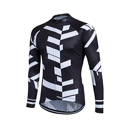 Men's Cycling Winter Jacket Windproof Long Sleeves Bike Jersey Bicycle Coat(Beige-XXXL) (Best Motorcycle Riding Jackets In India)