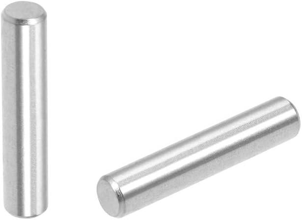 10 Stk.Dübelstift 304 Edelstahl Regal Unterstützung Stift Befestigen 3mmx40mm