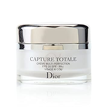 Christian Dior Capture Totale Multi-Perfection Cream SPF 20, 1.8 oz Helena Rubinstein Prodigy Re-plasty High Definition Peel Perfect Skin Mask Renewer 2.5 Oz. / 75 Ml