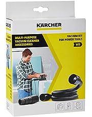 Kärcher sugslang för Power tools, flexibel sugslang för Elverktyg, 2 delar, NW 35, för WD grovdammsugare