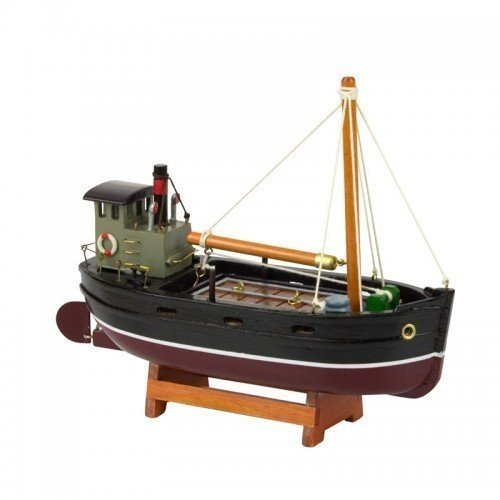 CLYDE PUFFER MODEL BOAT Nauticalia