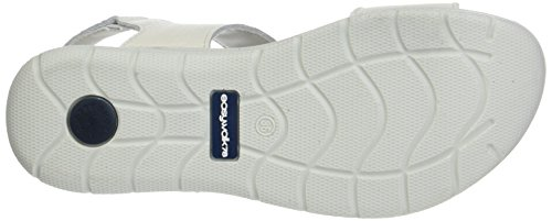 Ouvert Bout blanc Sandales Femme Tbs Monicka Blanc q7npwg7Ac