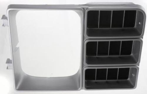 CPP Headlight Door for 81-82 Chevy C30, K5 Blazer, Pickup, Suburban