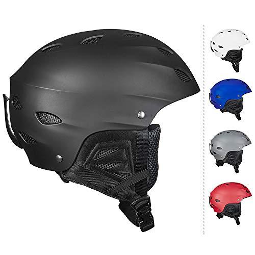 ILM Ski Helmet Snowboard Snow Sports Sled Skate Outdoor Recreation Gear for Men Women Kids ASTMCertified
