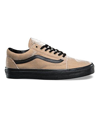 Skool Black Velvet Old Men's 10 Vans Tan pCqa5Eww