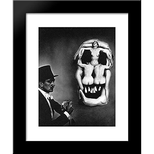 Salvador Dali 7 women Skull 100/% cotton Canvas Wall Art Picture Print
