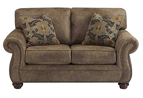 Signature Design by Ashley Larkinhurst Living Room Set with Sofa and Loveseat