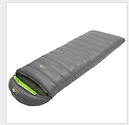 Por sacos de dormir/al aire libre/camping , gray , 1200g
