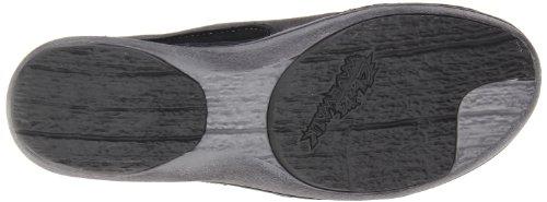 Clarks Wave Drift zapatilla de deporte de moda Negro