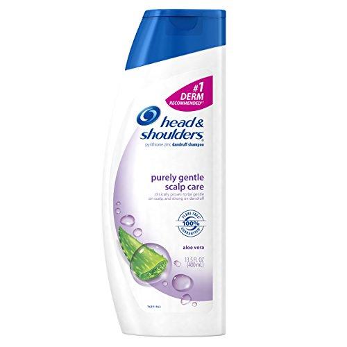 Head & Shoulders Scalp purement Gentle Care Shampooing 13,5 fl oz (emballage peut varier) (Taille du produit peuvent varier)