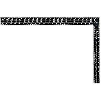 """Starrett RS-24 Steel L-Shaped Rafter/Framing Square, 24"""" x"""