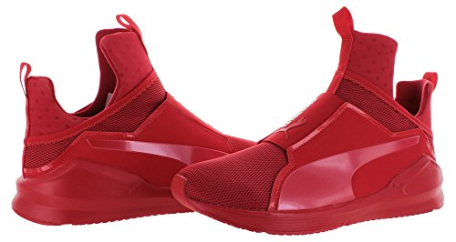 PUMA High Core Women's High Risk Risk Sneakers Red Red Fierce Fashion rwrqg8E