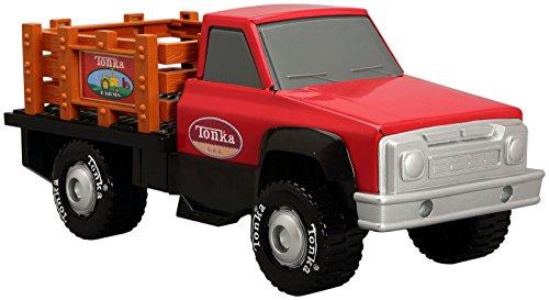 Tonka Retro Classic Steel Stake - Stake Truck