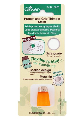 Clover Protect & Grip Thimble ()