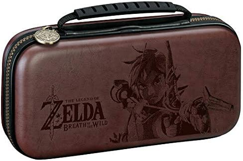 Official Nintendo Travel Case Zelda Brown for Nintendo Switch Lite ...