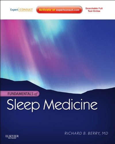 Fundamentals of Sleep Medicine (Epoch Berry)