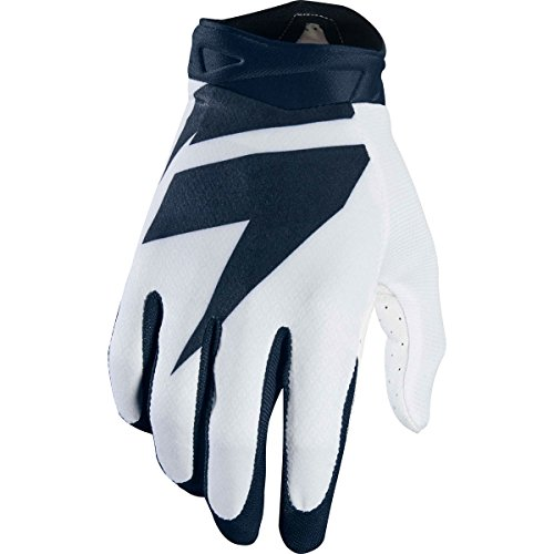 2018 Shift Black Label Air Gloves-White-L by Shift