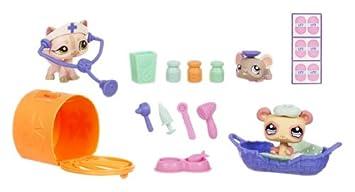Littlest Pet Shop Hasbro Accesorios Hospital - Set de 3 ...