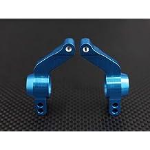 Traxxas Slash 4X4 & Stampede 4X4 VXL Upgrade Parts Aluminum Rear Knuckle Arm - 1Pr Set Blue