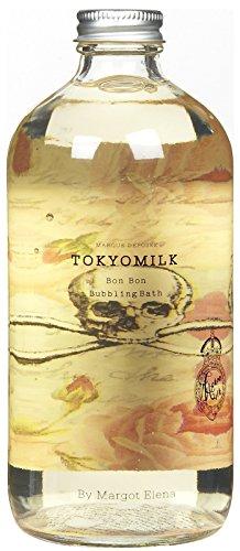 Margot Elena Tokyo Milk Skull with Roses Bubble Bath, 16 Fluid Ounce