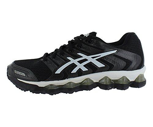 Asics G T3d 1 Women's Running Shoes Size US 9.5, Regular Width, Color Black/White
