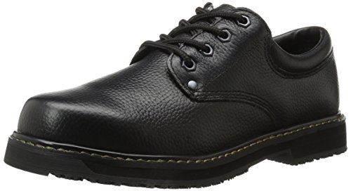 Dr. Scholl's Harrington-M Men's Work Shoe,Black,7.5 US